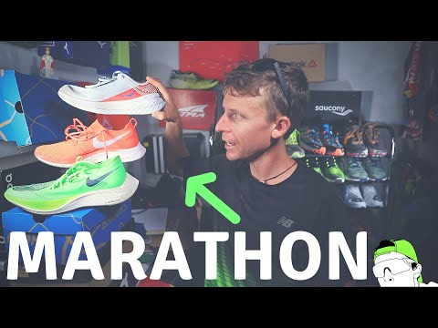 Marathon Racing Shoe Decision Made!?!?