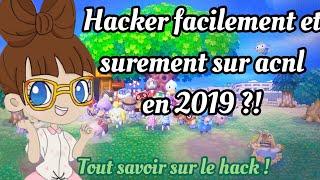 HACKER ACNL EN TOUTE SÉCURITÉ EN 2019 ?! Lisacnl