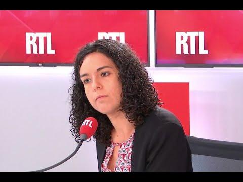 """Européennes : """"La liste LFI est la seule crédible en matière d'écologie"""", dit Aubry"""