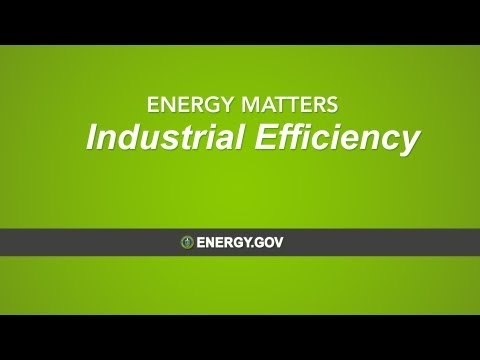 Why Does Energy Efficiency Matter