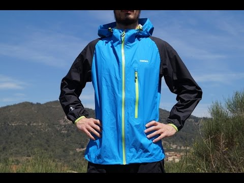OS2O O2 Waterpoof Trail Jacket Review