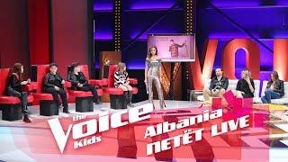 Komentet në Facebook nga V-Room  Netët Live  Nata 2  The Voice Kids Albania 2018