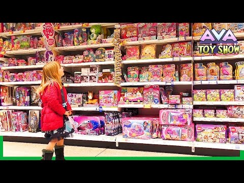 ASDA Coventry Toy Shopping On Ava Toy Show