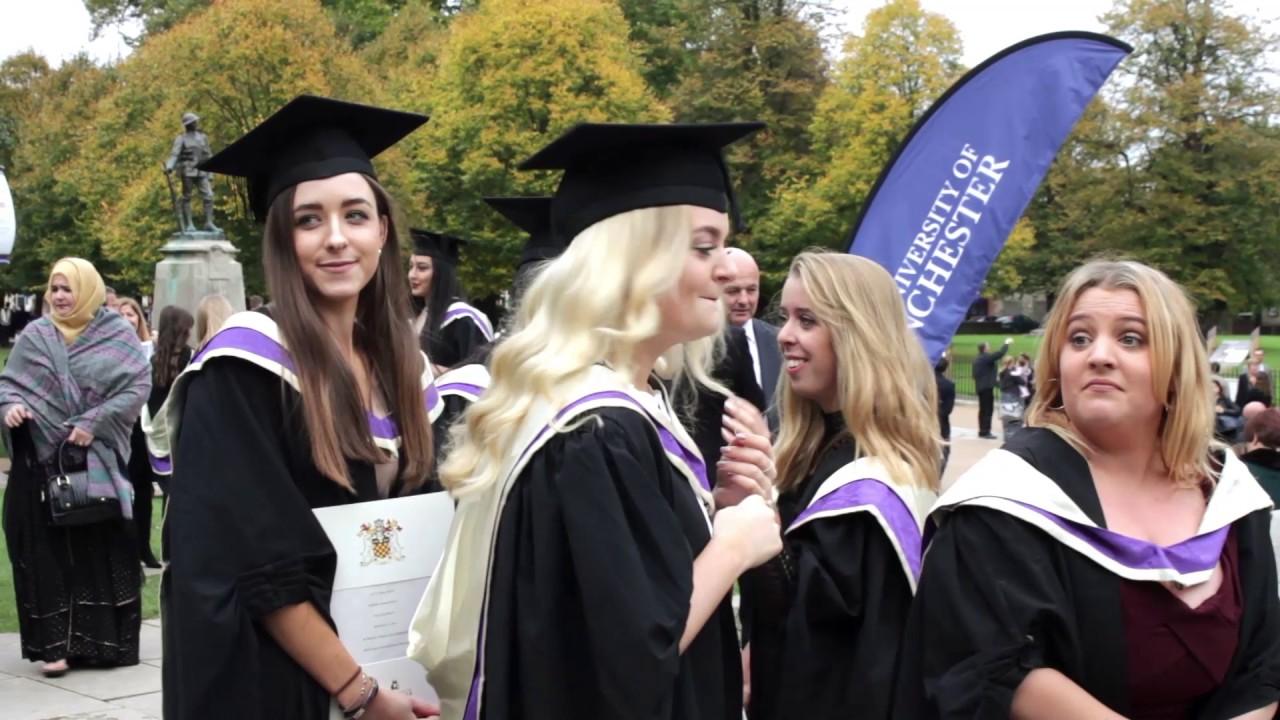 University of Winchester Graduation 2016 - YouTube