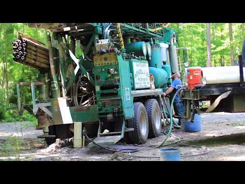 How is a Well Drilled: Viewing A Completed Well and Well Site