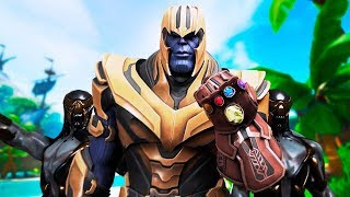 TIP TO GET TO THANOS EASY!! *53 KILLS* FORTNITE ? Rubinho vlc