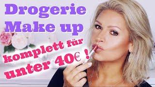 Best of Drogerie Makeup komplett für unter 40€ !  I Mamacobeauty