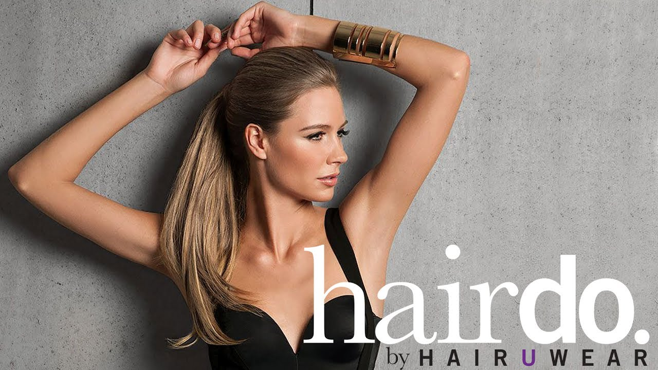 hair pieces and extensions by hairdo hairuwear beauty hair