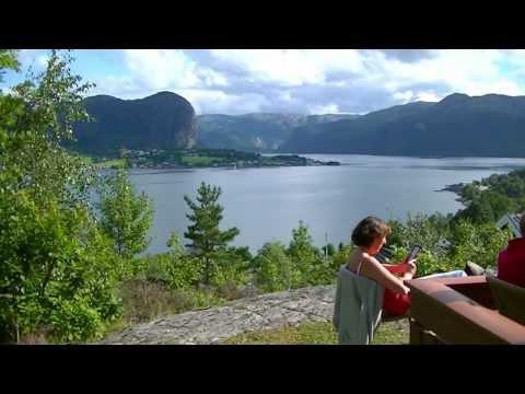 Vakantie Noorwegen 2013