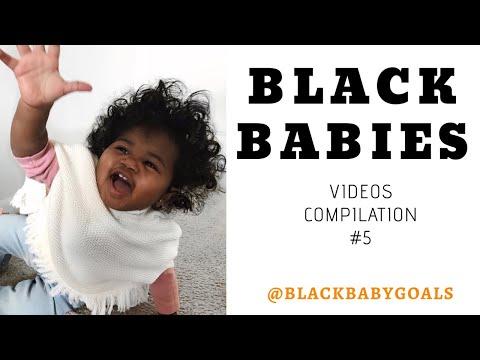 BLACK BABIES Videos Compilation #5 | Black Baby Goals