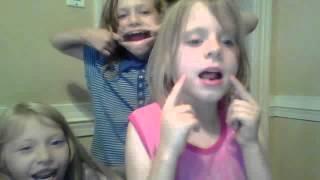 Funny Kids Face Dance LOL