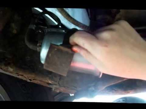 How to Change a Fuel Filter - YouTubeYouTube