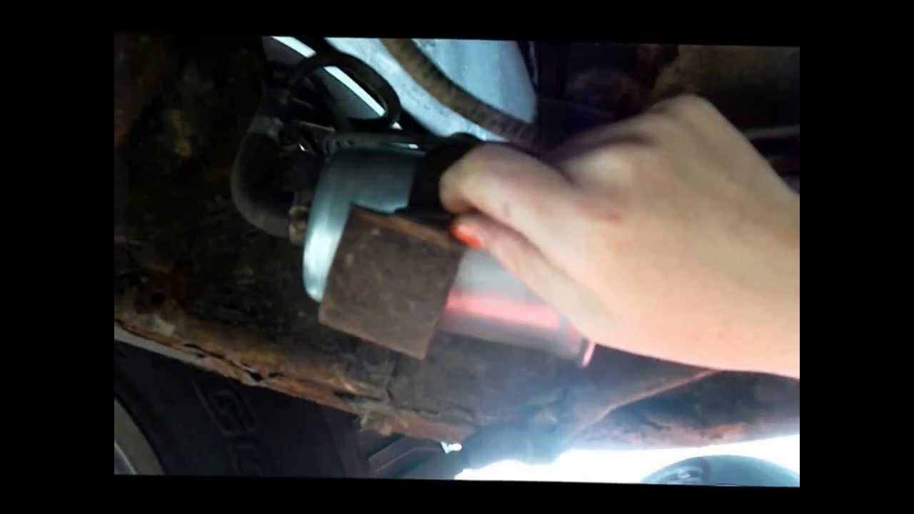 2001 Jeep Fuel Filter Location 2011 Wrangler Unlimited Worksheet And Wiring How To Change A Youtube Rh Com 2000