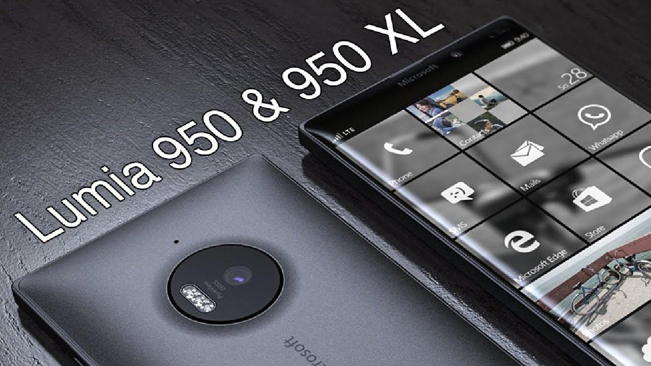 Reinicios Microsoft 950XL Dual Sim - YouTube