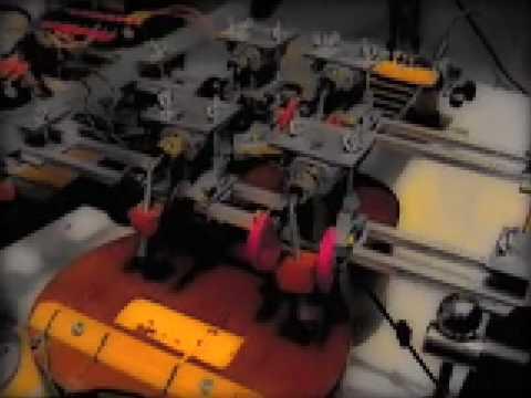 AUTOMATES Ki - LOOP lent - Muscle Wire instrument