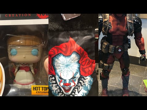 POP Neca Stephen King Horror Funko Pennywise Plushies IT 2017 Bloody Variant