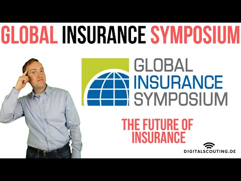 "2018 Global Insurance Symposium - my summary ""Everything is possible in #insurance & #insurtech"""