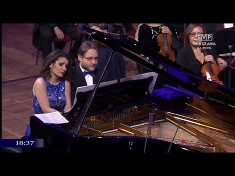 Jekaterina and Stanislaw Drzewieccy, Warsaw Philharmonic
