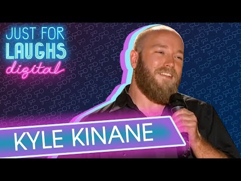 Kyle Kinane - Talking to People With Lip Rings