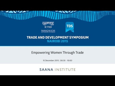 TDS LIVE|Empowering Women Through Trade