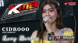 Download lagu Cidro Cover Levy Berlia KMB Gedrug ALFA Audio HVS 2 Live Kenteng Sambiduwur MP3