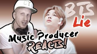 Music Producer Reacts to BTS (Jimin) - LIE!!!