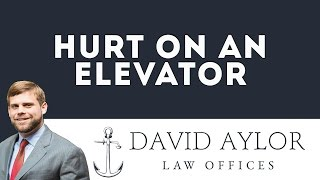 Hurt On An Elevator | Charleston SC Personal Injury Attorney