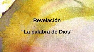 Revelacion. La palabra de Dios 14 de 14