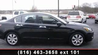 2008 Honda Accord - TDR Auto Plaza - Kearney, MO 64060