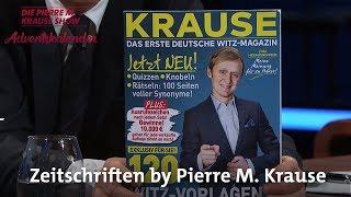Türchen Nr. 12 – Zeitschriften by Pierre M. Krause
