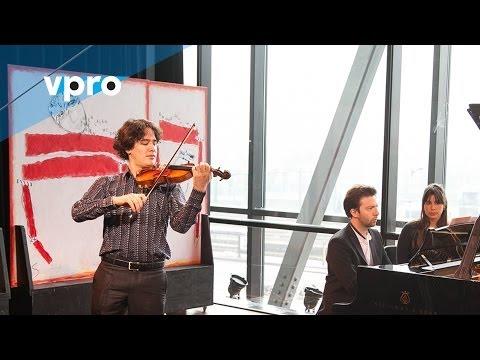 Noé Inui & Vassilis Varvaresos - Zapateado (Live @Bimhuis Amsterdam)