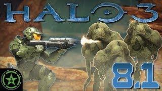 CORTANA - Halo 3: LASO Part 8.1 | Let's Play