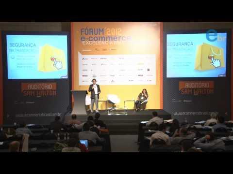 Palestra de Giancarlo Nicola Zaccaria e Mirna Mel no Fórum E-commerce Brasil 2012