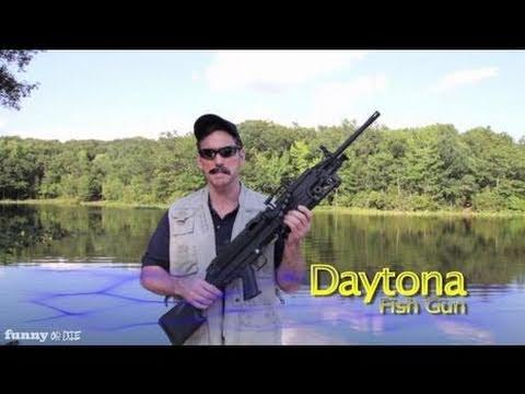 Fish Gun With Matt Dillon