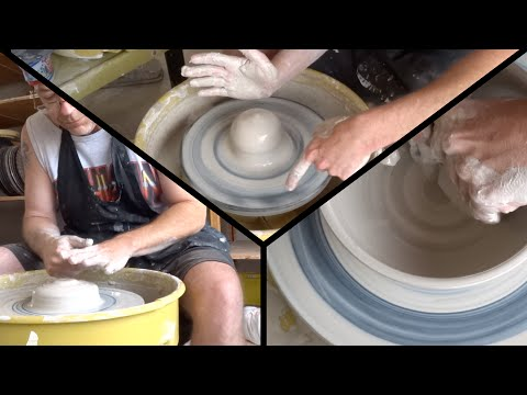 Ceramics for Beginners: Detailed Pottery Demonstration