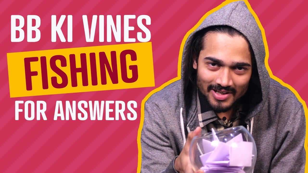 BB Ki Vines: Fishing for answers| Bhuvan Bam | Sang Hoon Tere | Official Music Video