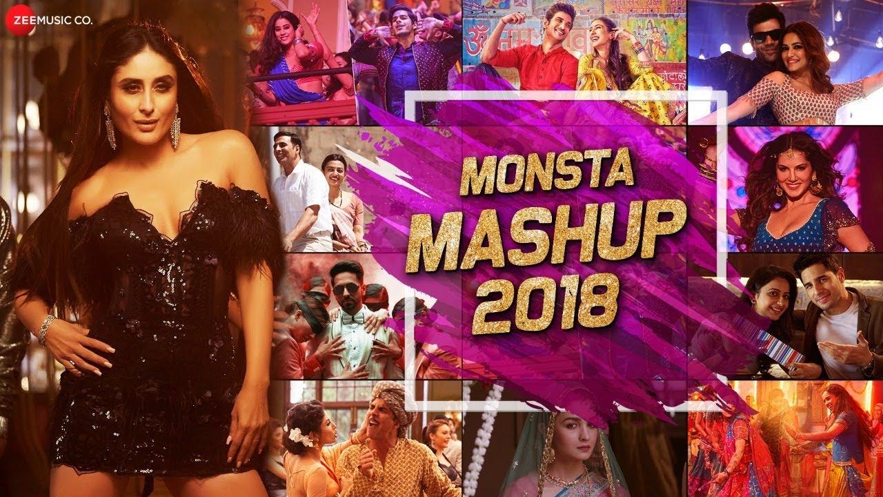 Monsta Mashup 2018 by DJ Notorious & Lijo George | Best Dance Songs 2018