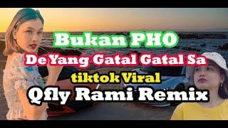 Bukan PHO Qfly rami Remix - de yang gatal gatal sa tikTok Viral 2020 full Bass X Dj siul for party