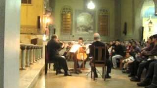 Quarteto Bosisio - J. Haydn - As 7 últimas palavras de Cristo na cruz 6.flv