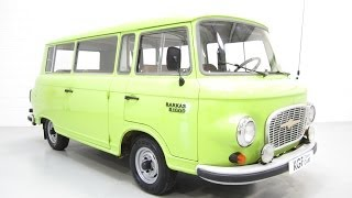 A Wonderful, very Rare Barkas B-1000 Minibus with One UK Owner and Just 29,322km -SOLD!(SOLD - SIMILAR REQUIRED PLEASE CALL 01733 425140 A wonderful, very rare Barkas B-1000 minibus with one UK owner and just 29322km EQUIPMENT ..., 2012-10-22T16:40:27.000Z)