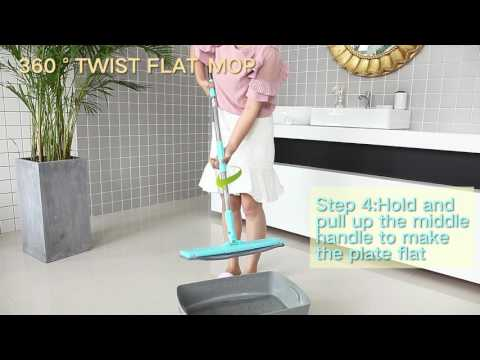 Titan Twist Mop Doovi