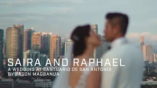 Saira and Raphael: A Wedding at Santuario de San Antonio