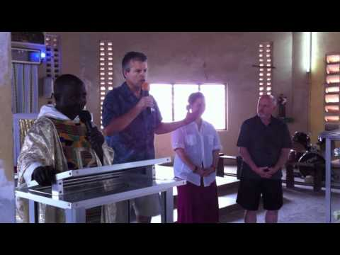 Chiropractic for the World - Chiropractic Simply Explained in Ghana, Africa