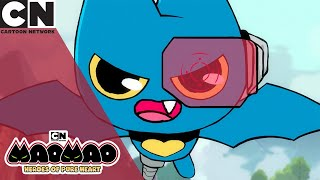 MaoMao: Heroes of Pure Heart | Adorabat Attack | Cartoon Network UK