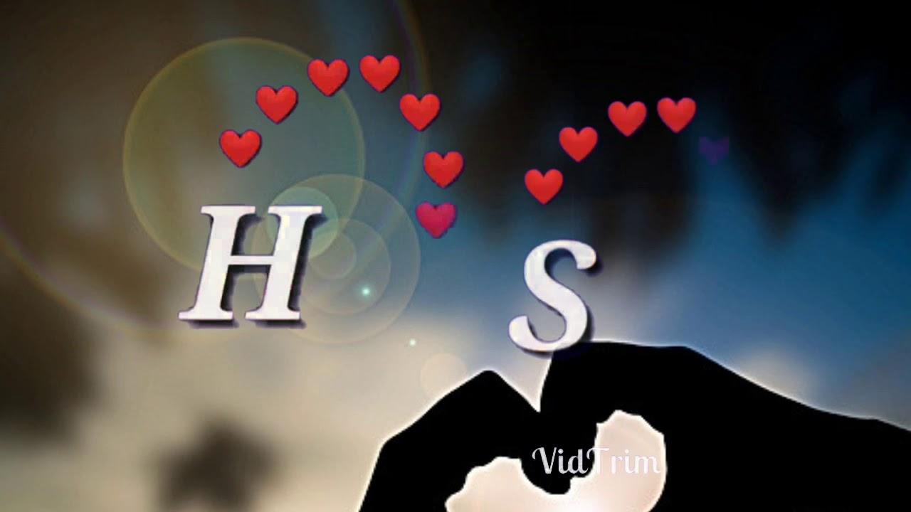 تصميم حرف S مع H مع اغنيه دولتي حسب الطلب Youtube