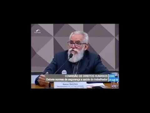 Audiência Pública sobre Normas Regulamentadoras (NRs)