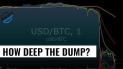 HOW DEEP is the DUMP?  Let's take a measurement.