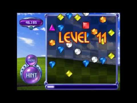 Bejeweled 2 Deluxe Background Change Gameplay Youtube