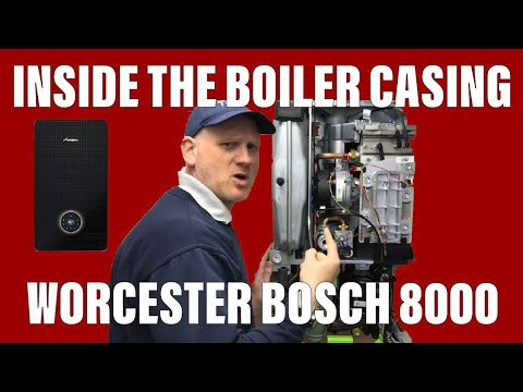 The Worcester Bosch 8000 lifestyle review