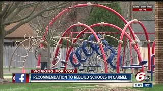 Carmel schools recommends rebuilding 2 elementary schools